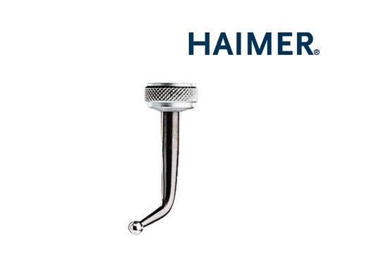Inzettaster tbv centro gebogen Ø 5 mm Haimer 80.302.00
