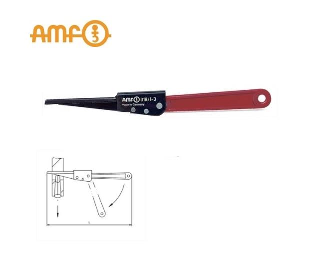 Uitdrijf Spie semi automatisch MK 1-3 AMF