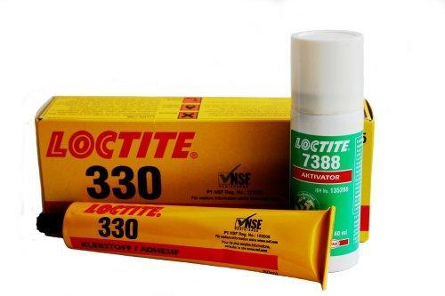 Loctite 330/7388 Multibond, 2-componenten lijm