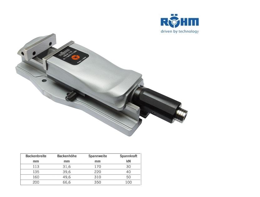 rohm machine tools