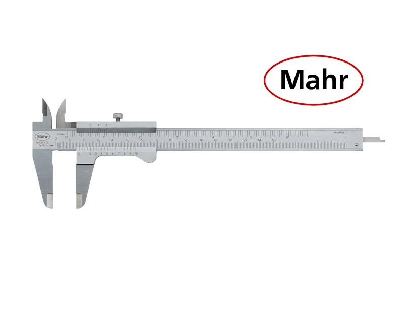 Zakschuifmaat 0-150mm vastzetschroef Mahr 4100400