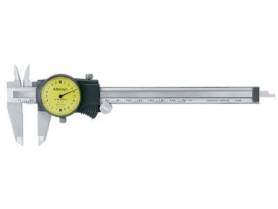 Klokschuifmaat 0-150mm lezing 0,02 mm Mitutoyo 505-671