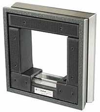 Machine raamwaterpas , 150 mm, 0,02 mm / m, Röckle