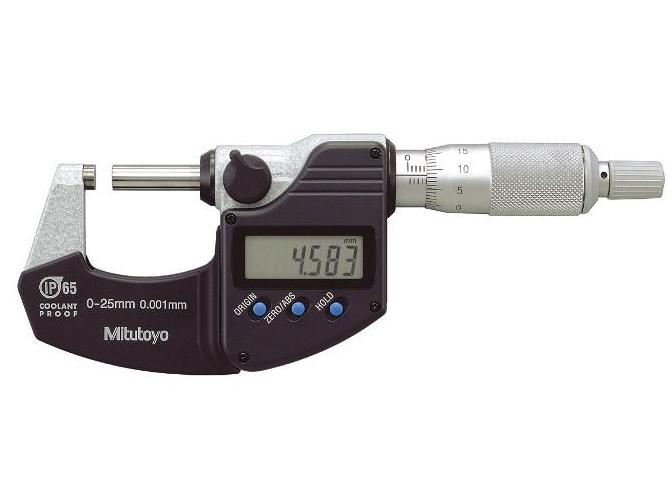 Buitenschroefmaat IP65 DIGIMATIC 25-50mm Mitutoyo 293-241