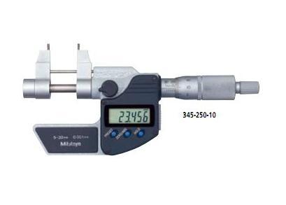DIGIMATIC Binnenschroefmaat 2-punts 5-30 mm Mitutoyo 345-250-10
