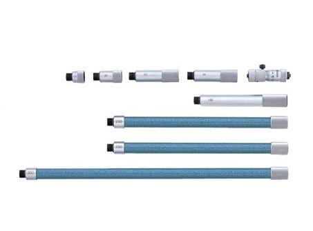 Speerschroefmaat 2-punts 8 st 50-1000mm Mitutoyo 137-204