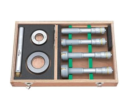 Binnenschroefmaat 3-punts set 20-50 mm Mitutoyo 368-913