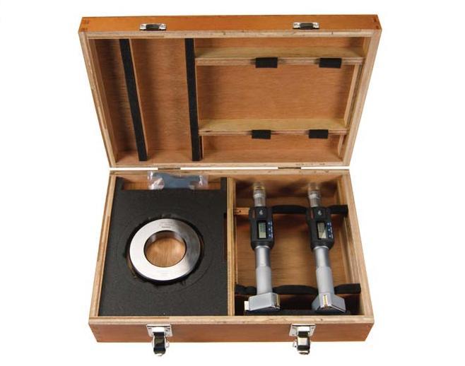 DIGIMATIC 3-punts binnenschroefmaat set 50-75 mm Mitutoyo 468-984