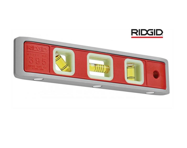 Ridgid 395E Magnetische torpedowaterpas Ridgid 22398