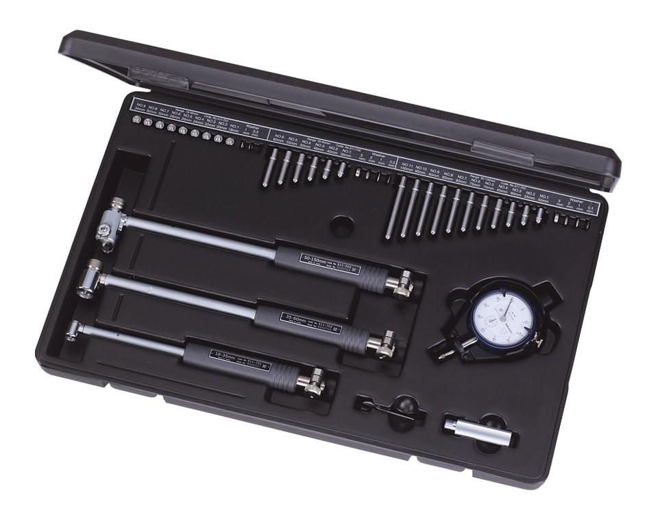 Binnenmeettaster Set 18-150 mm Mitutoyo 511-921
