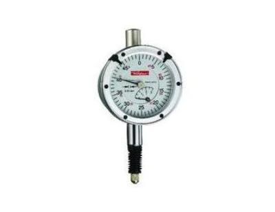 Mini-precisiemeetklok 3mm KM4SW water-en olie-dicht Käfer 10126