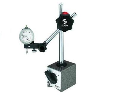 Magnetische meetstatief 277 mm voet 34x30x35 FISSO LXS25.10