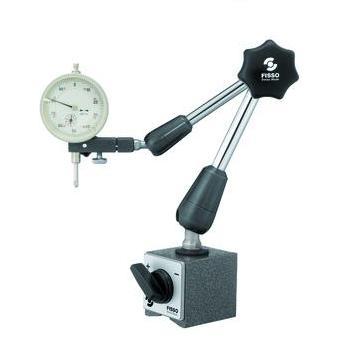 Precisie meetstatief 390 mm Magnetische voet 60x50x55 FISSO 3328.10
