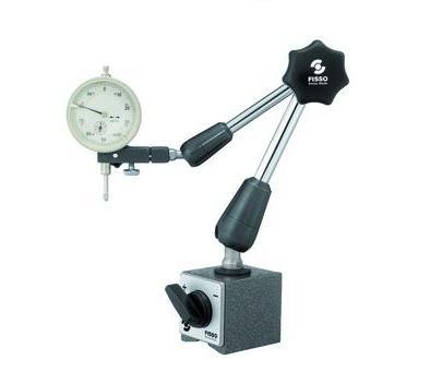 Precisie meetstatief 510 mm Magnetische voet 75x50x55 FISSO 3340.10