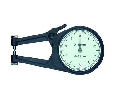 Buitenmeter 0-10mm, Kroeplin POCO 2K