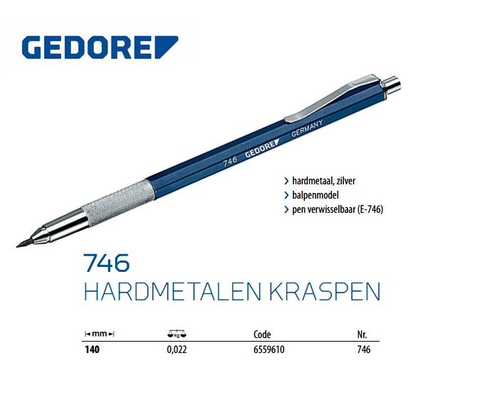 Gedore 746 Kraspen 140mm