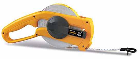 Komelon meetband InnoGrip Flx 20mx13mm glasfiber