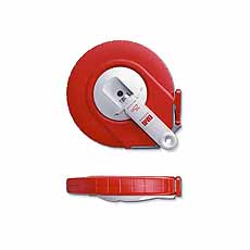 Kapselbandmaat Radieus 10 mtr, roestvrij BMI 509214010 B