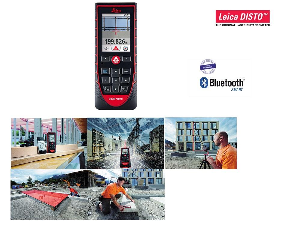 Leica DISTO D5 Laserafstandsmeter 764550