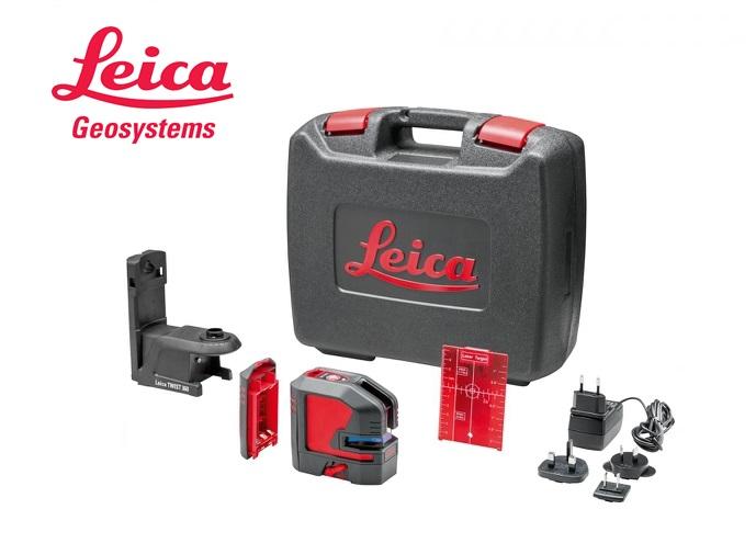 Leica LINO L2P5, Multi-functionele groene kruislijn- en puntlaser