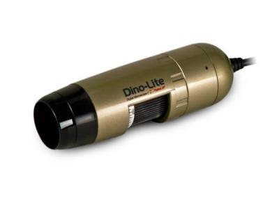 Digitale microscoop USB Oranje/Rood fluorescerend licht Dino-lite AM4113T-YFGW