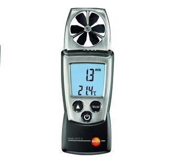 Testo 410-2 anemometer 0,4 - 20 m/s