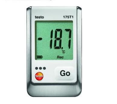 Testo 175-T1 temperatuurdatalogger Testo 0572 1751