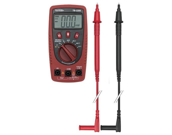 Testboy 2200 Digitale multimeter