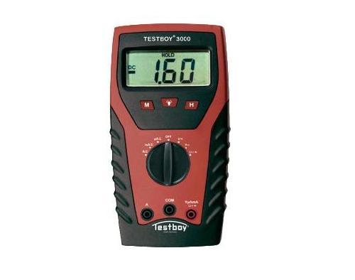 Testboy 3000 Digital Multimeter