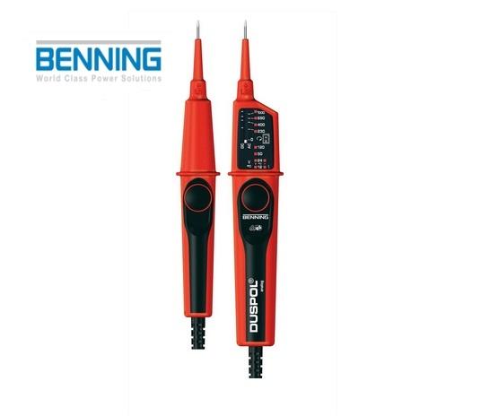 Analoge spanningstester DUSPOL 12-1000V AC/DC Benning 050261