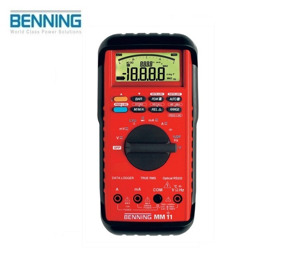 Digitale multimeter MM 11 750V Benning 044080