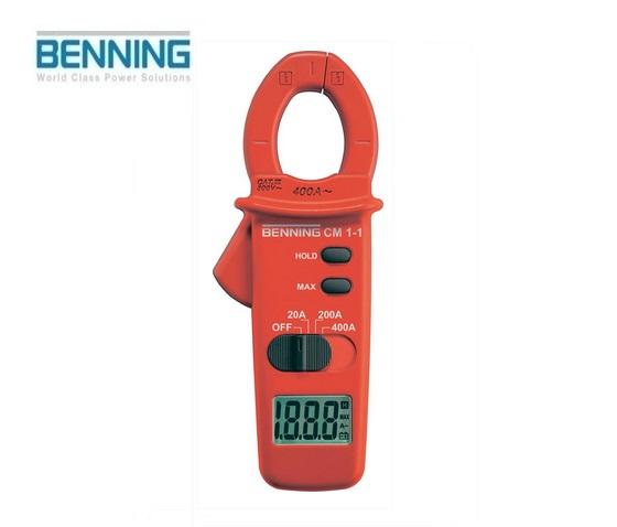 Digitale stroomtang CM 1-1 Benning 044061
