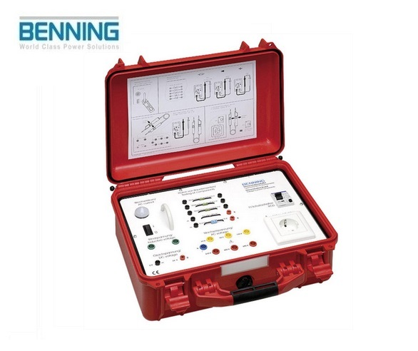 Demonstratiekoffer basisprincipes DB 1 Benning 044132