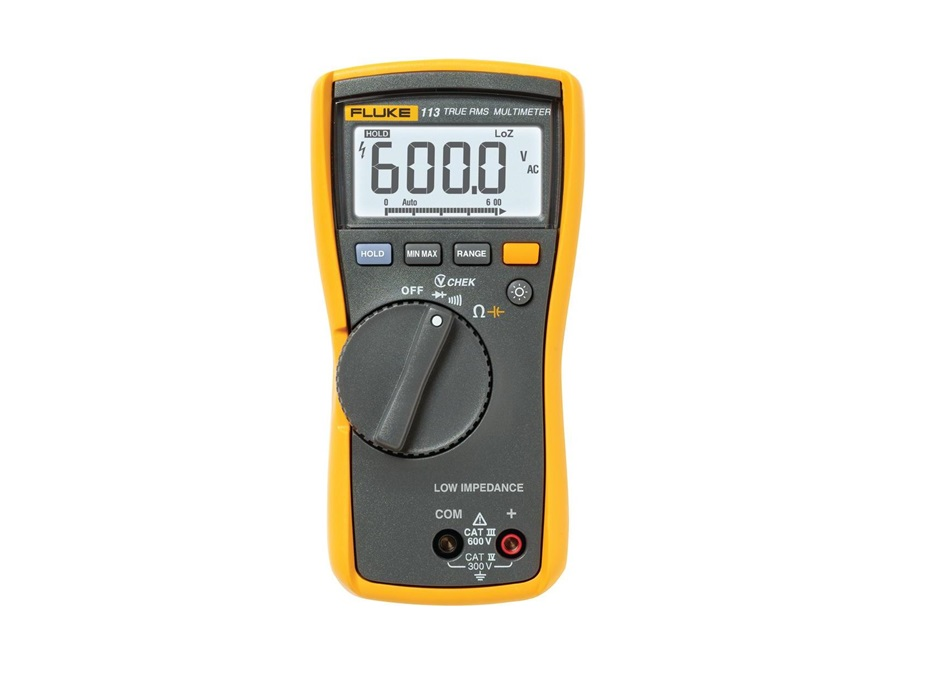 Digitale multimeter Fluke 113