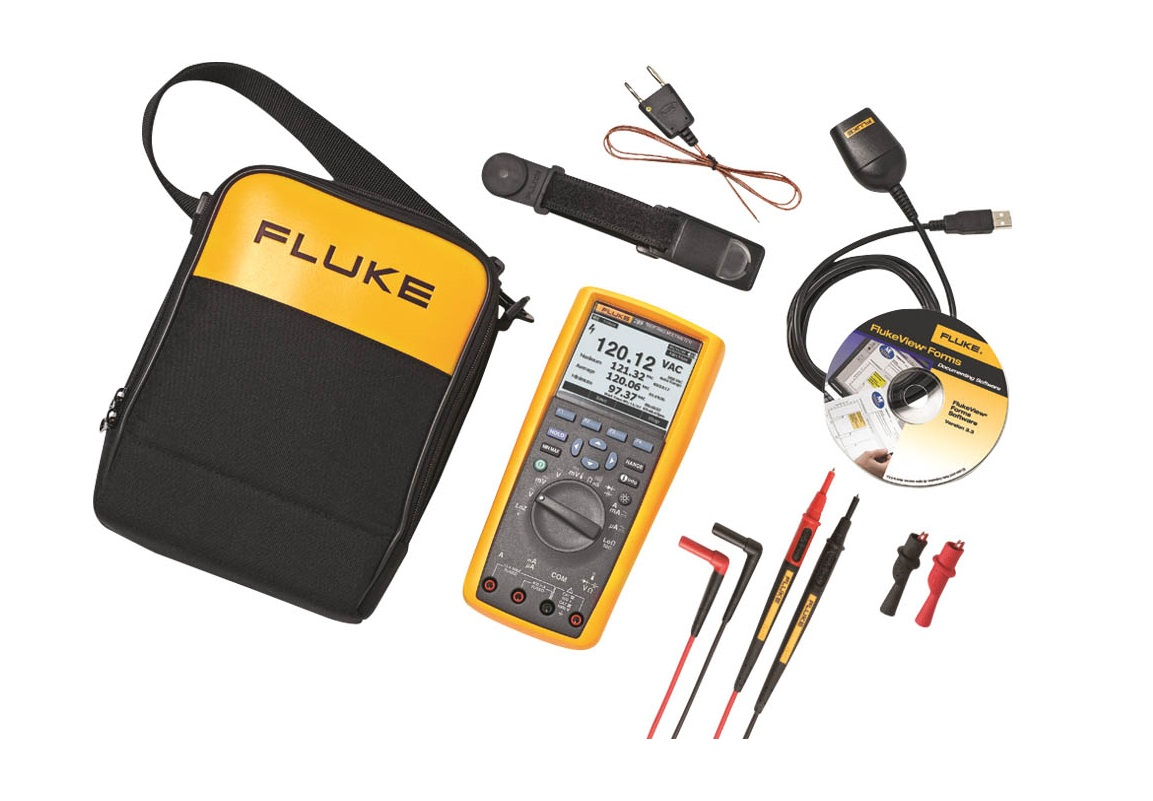 Digitale multimeter Combo-Kit Fluke 289/FVF/EUR