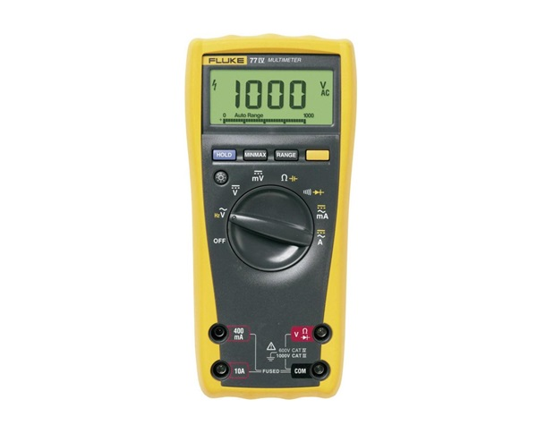 Digitale Multimeter Fluke 77-4/EUR