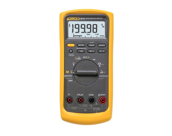 Multimeter Fluke 83-V/EUR