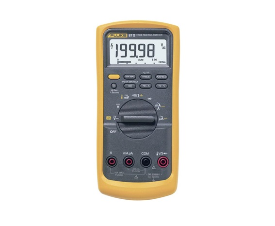 True RMS Multimeter Fluke 87-V/EUR