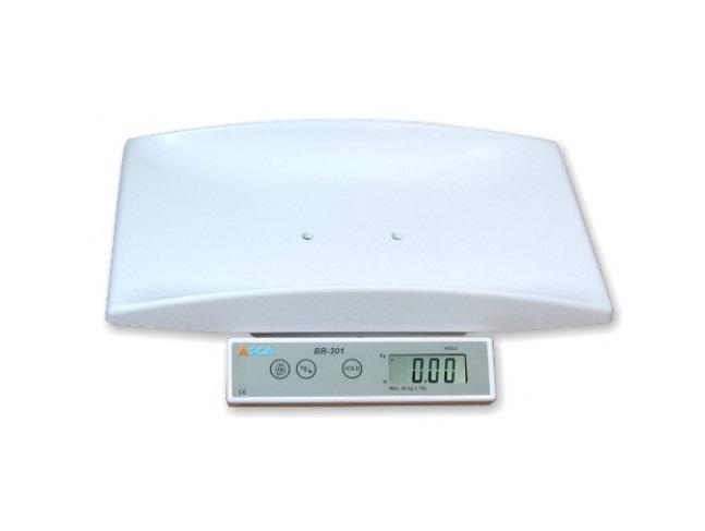 Universele digitale weegschaal / Baby weegchaal, capaciteit: 20 kg PESOLA