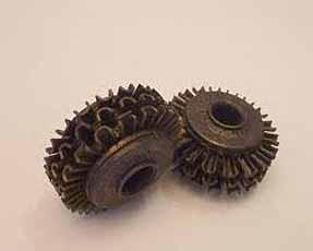 Reservewielen voor Slijpsteenscherper 35/12mm gr.0