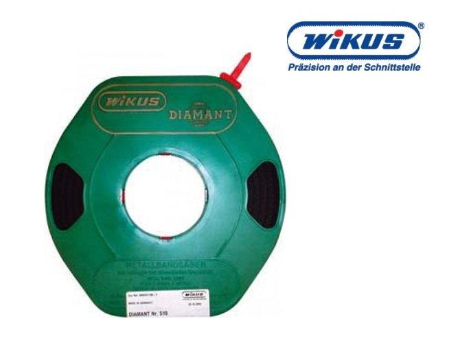 WIKUS Lintzaag op rol DIAMANT 30,50M 10x0,65mm 4Z/