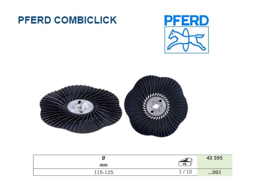 Steunschijf CC-GT 115-125 M14 COMBI CLICK CC GT PFERD 44890150