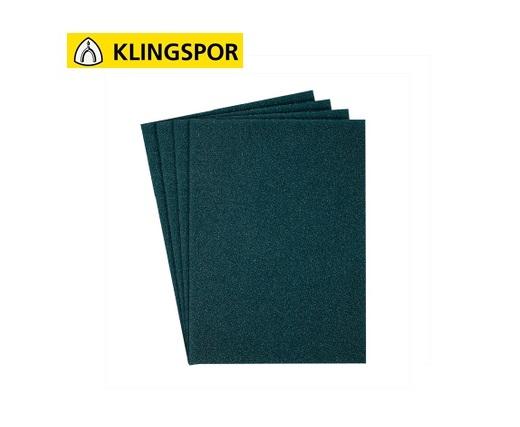 Waterproof schuurpapier K 120 230x280mm Silicium Carbide