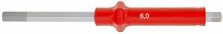 Wisselschacht 6kant 4mm WIHA 28747