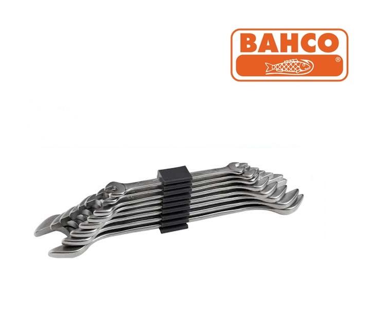 Steeksleutel set 8 delig in kunstof houder Bahco 6M/8C