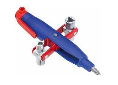 Stift-schakelkastsleutel voor alle standaard schakelkasten