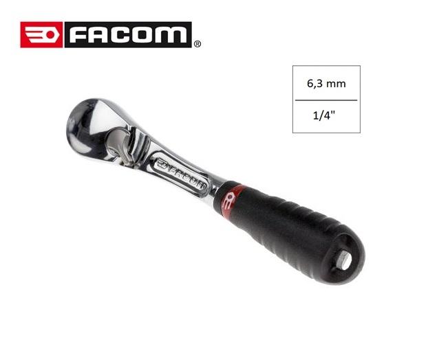 Facom RL 161 Omschakelbare ratel 1/4