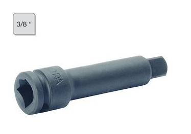 Verlengstuk 150 mm 3/8