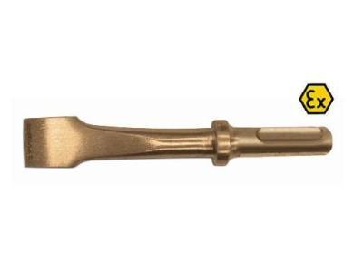 Vonkvrije Pneumatische boorbeitel 125mm Cu-Be