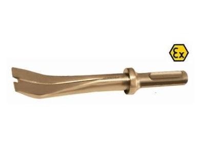 Vonkvrije Pneumatische boorbeitel 125mm Al-bronze
